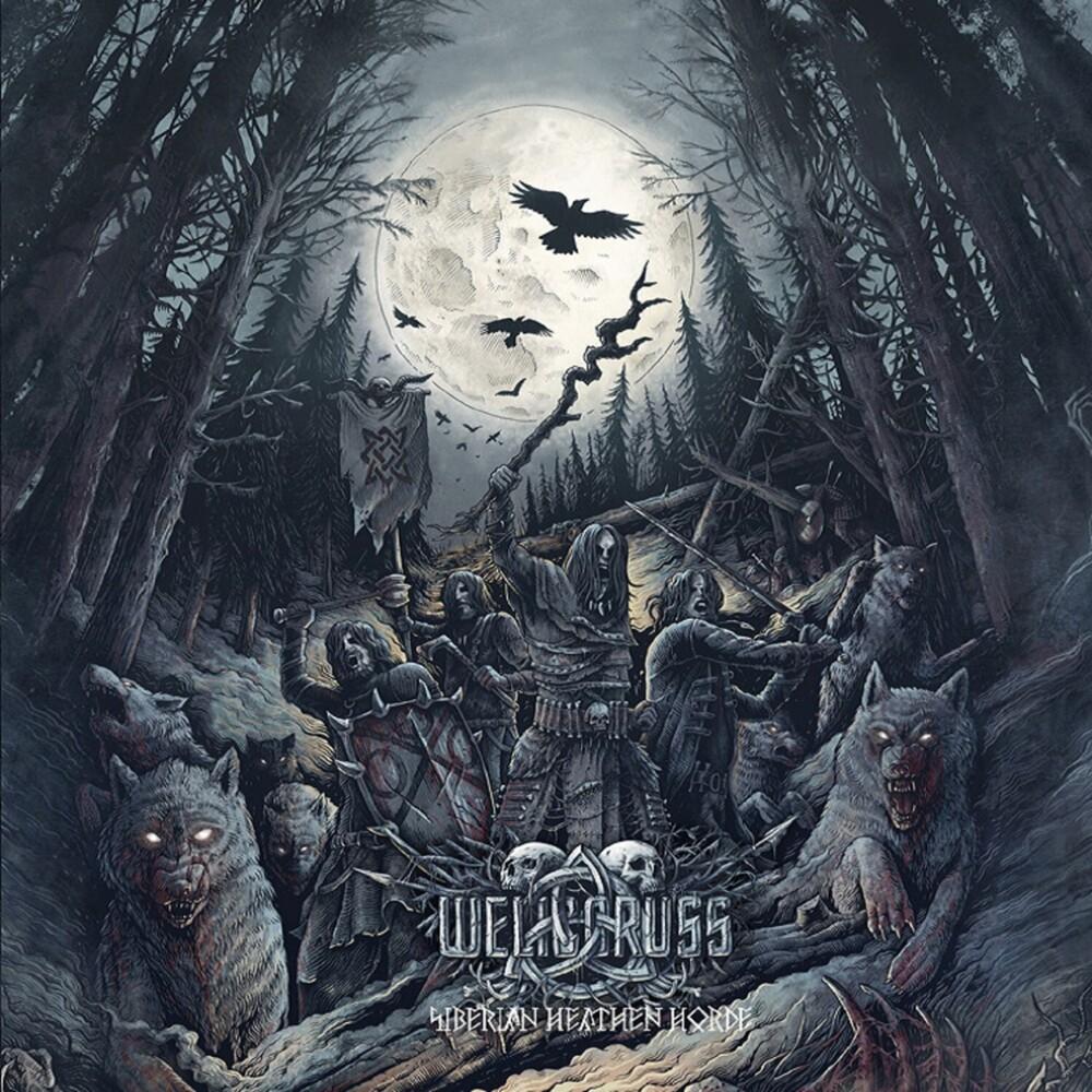 Welicoruss - Siberian Heathen Horde (Blk) [Limited Edition]