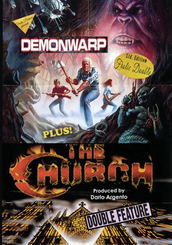 Demonwarp / Church - Demonwarp/The Church