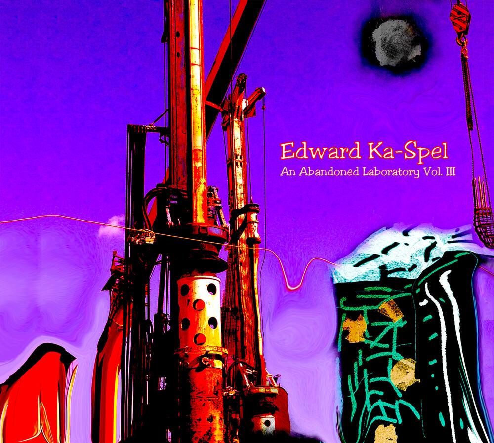 Ka-Edward Spel - An Abandoned Laboratory 3