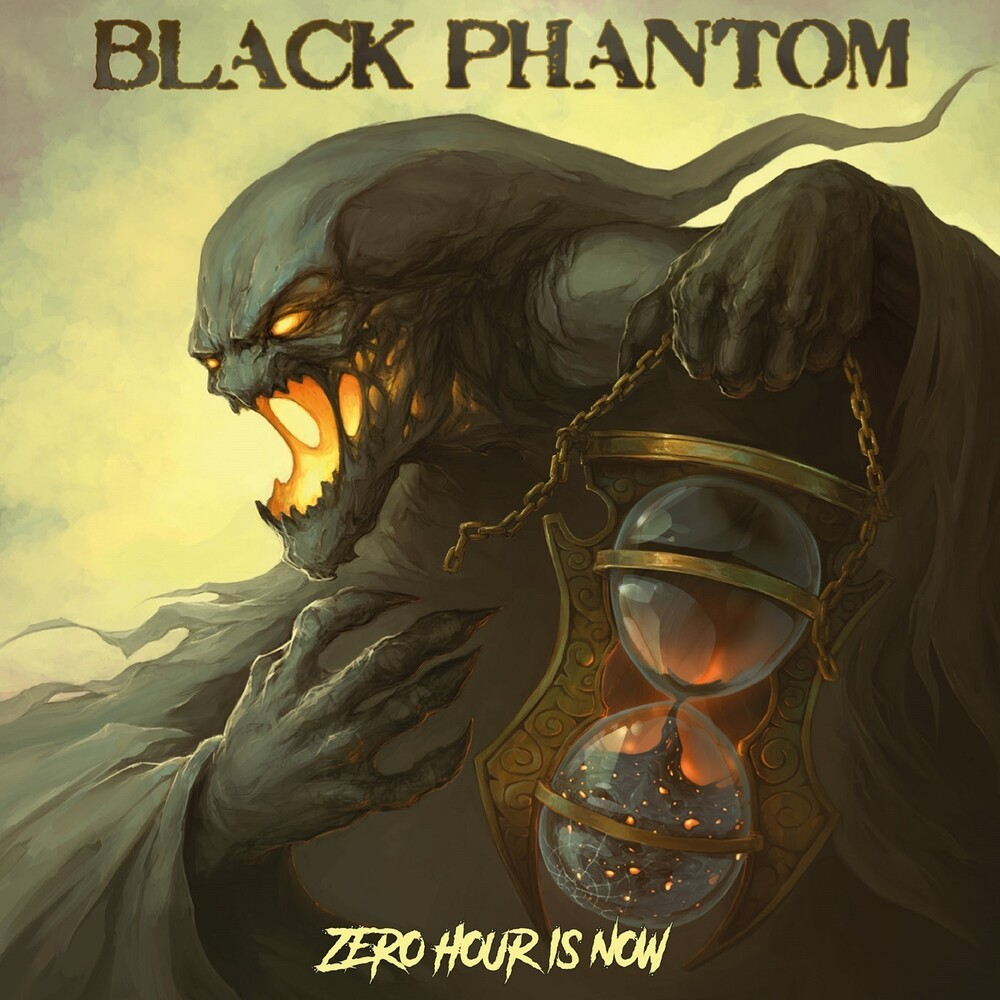 Black Phantom - Zero Hour Is Now