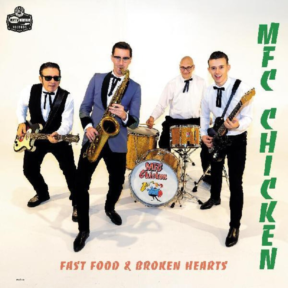 Mfc Chicken - Fat Food & Broken Hearts