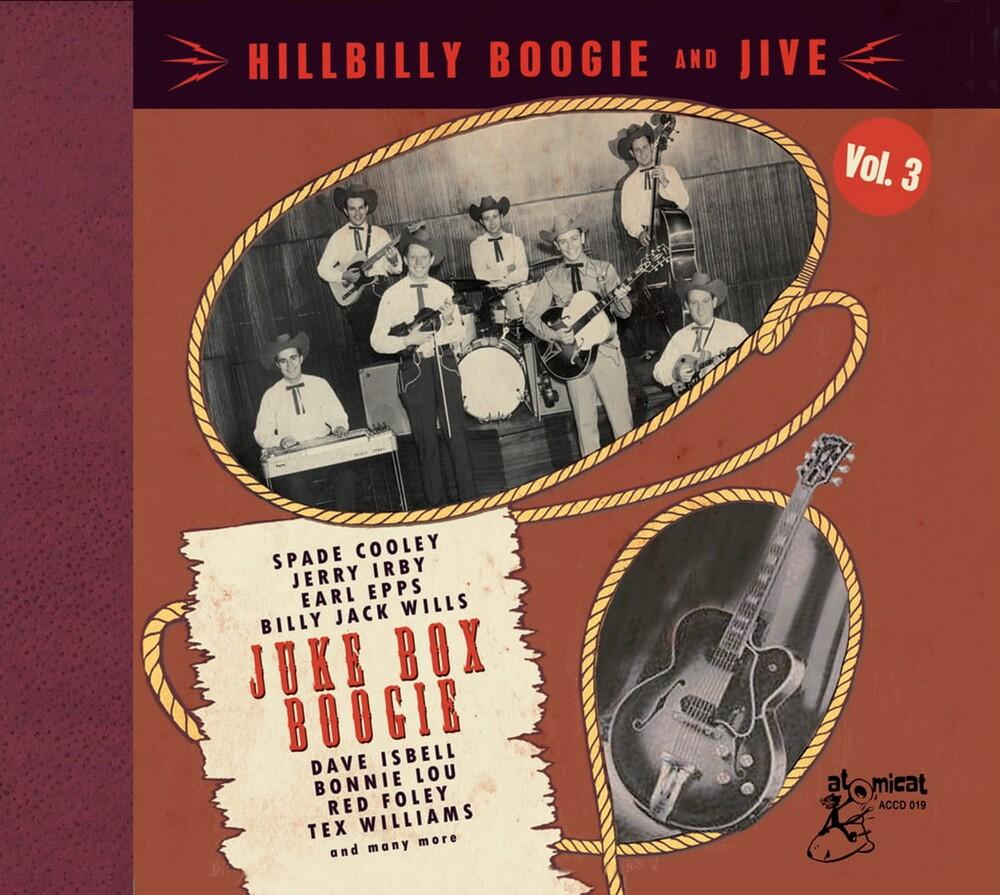 Juke Box Boogie Hillbilly Boogie & Jive / Various - Juke Box Boogie Hillbilly Boogie & Jive / Various