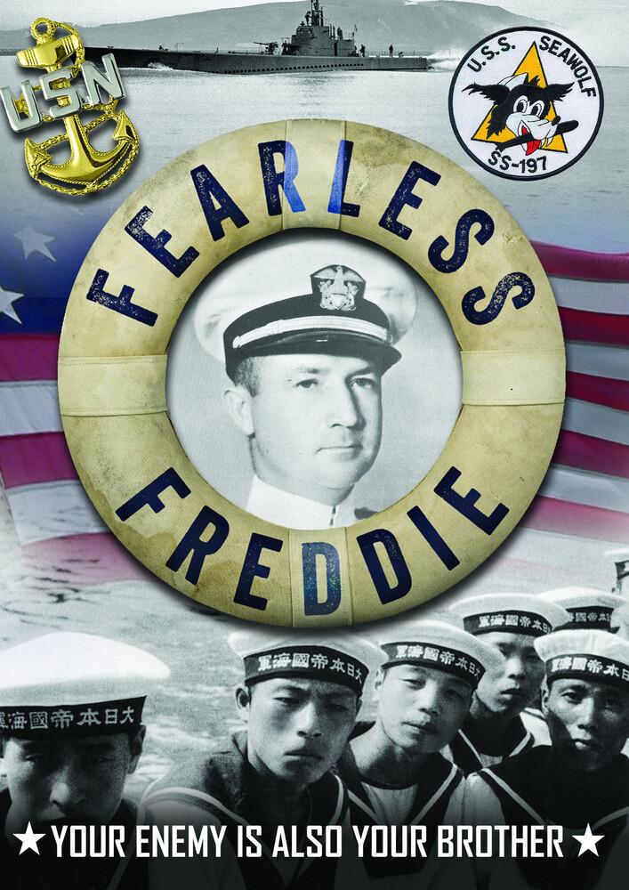 - Fearless Freddie