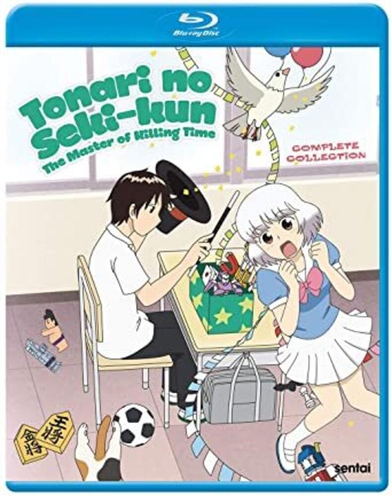 - Tonari No Seki-Kun: The Master Of Killing Time