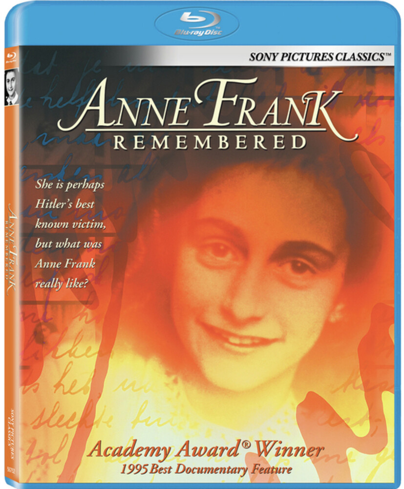 Kenneth Branagh - Anne Frank Remembered: 25th Anniversary / (Mod)