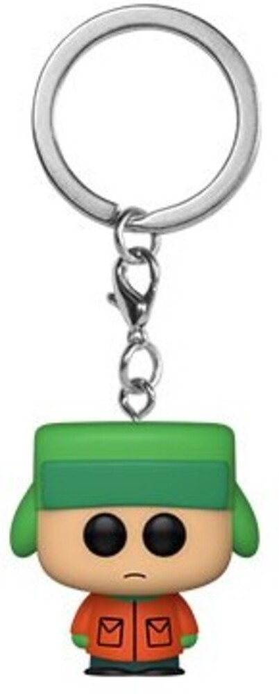 - FUNKO POP! KEYCHAIN: South Park- Kyle