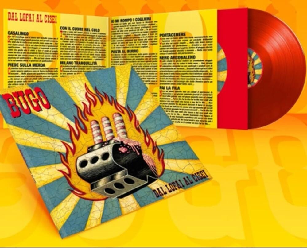 Bugo - Dal Lofai Al Cisei (Bonus Track) [Limited Edition] [180 Gram] (Red)