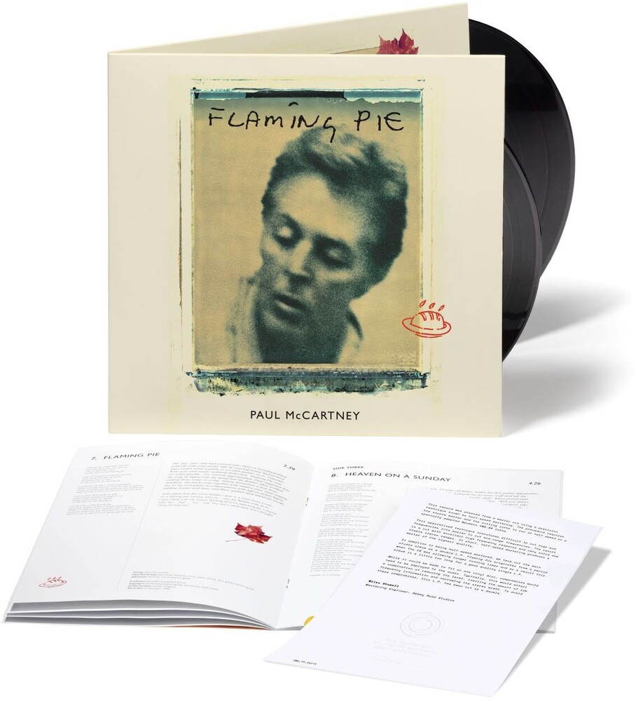 Paul McCartney - Flaming Pie: Archive Collection [2LP]