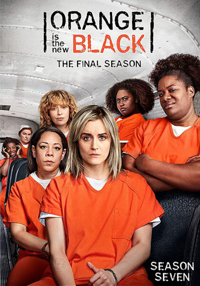 Orange Is the New Black: Season 7 - Orange Is The New Black: Season 7 (4pc)
