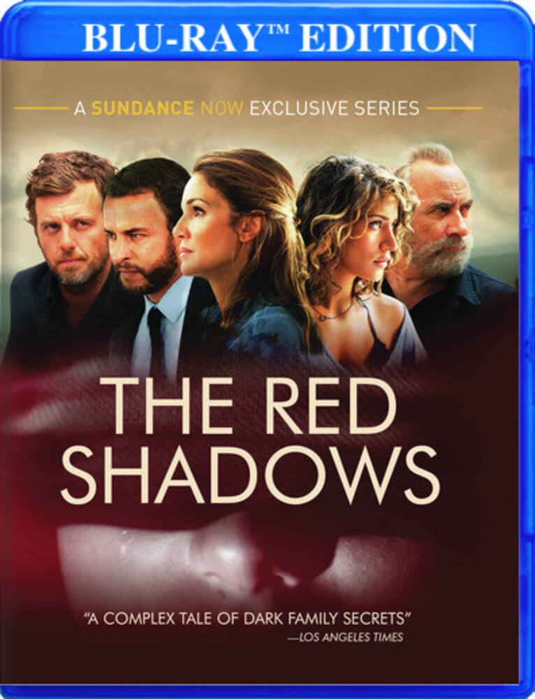 Red Shadows - Red Shadows (2pc) / (Mod 2pk)