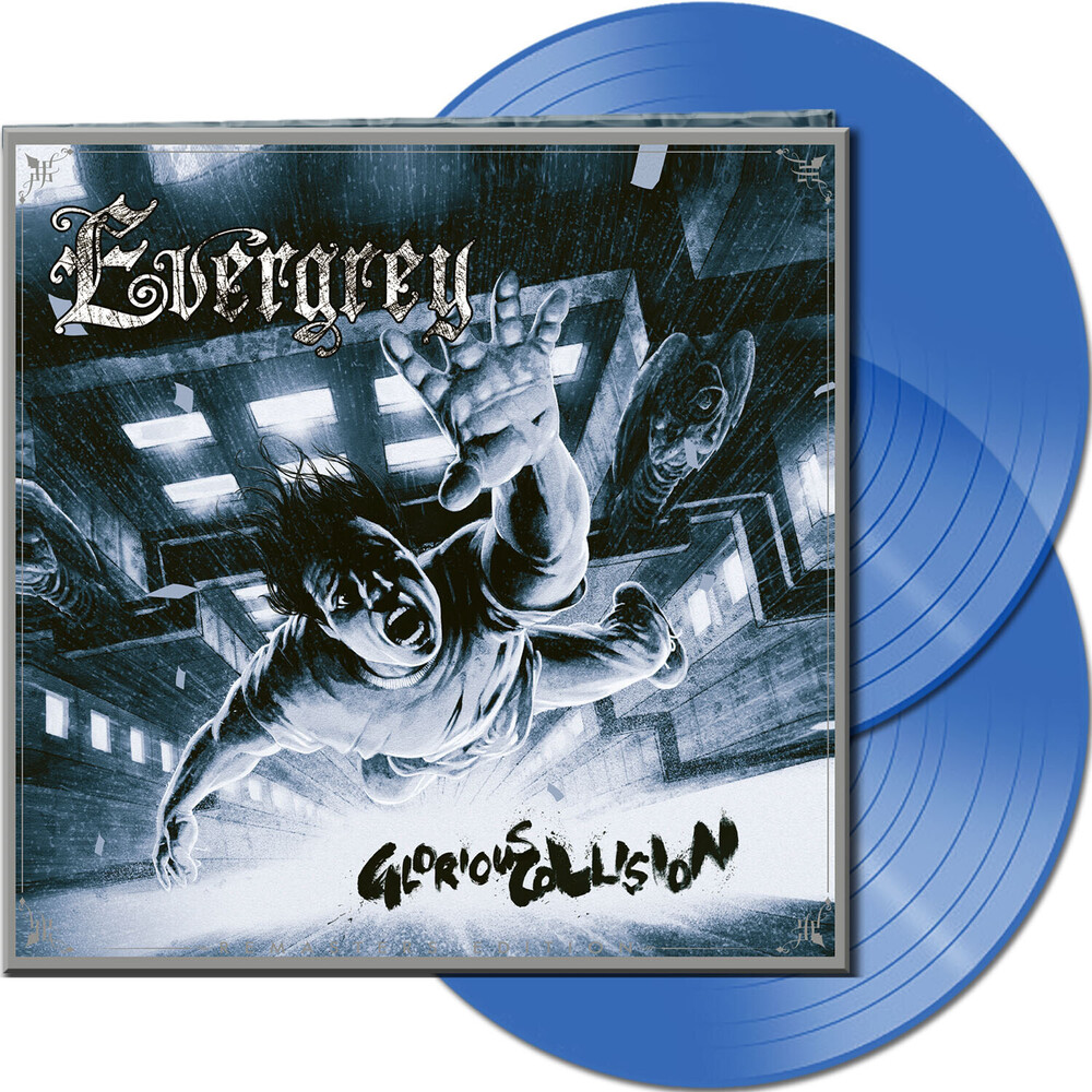 Evergrey - Glorious Collision: Remasters Edition [Limited Edition Clear Blue 2LP]
