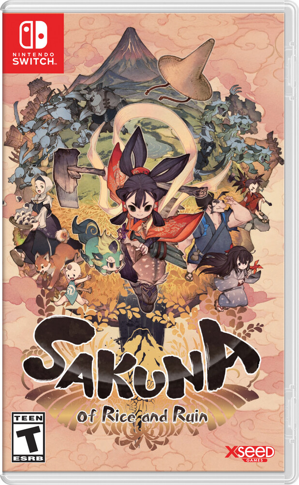Swi Sakuna: Of Rice and Ruin - Swi Sakuna: Of Rice And Ruin