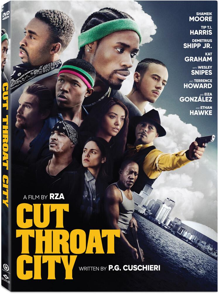- Cut Throat City
