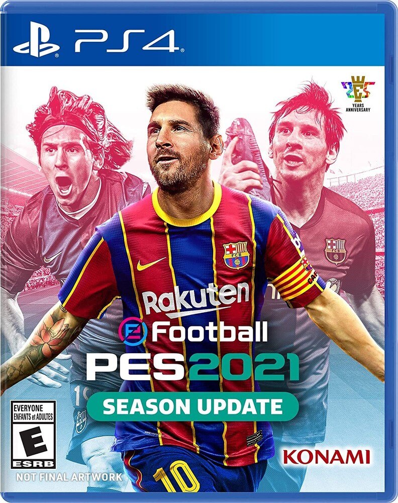 Ps4 Efootball Pro Evolution Soccer 2021 - eFootball Pro Evolution Soccer 2021 for PlayStation 4