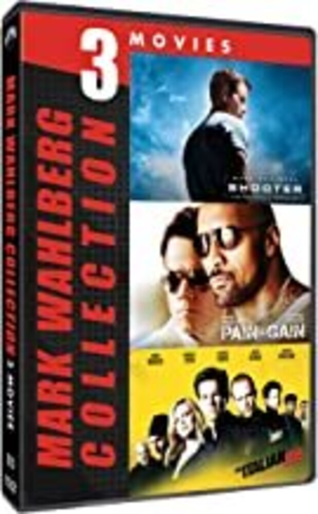 Mark Wahlberg 3-Movie Collection - Mark Wahlberg 3-Movie Collection