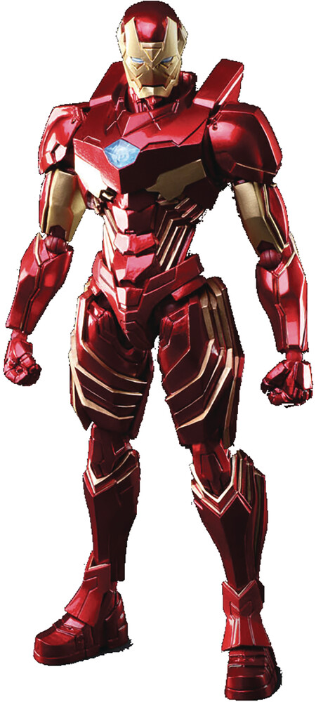 Square Enix - Square Enix - Marvel Universe Variant Bring Arts Iron Man Action Figure