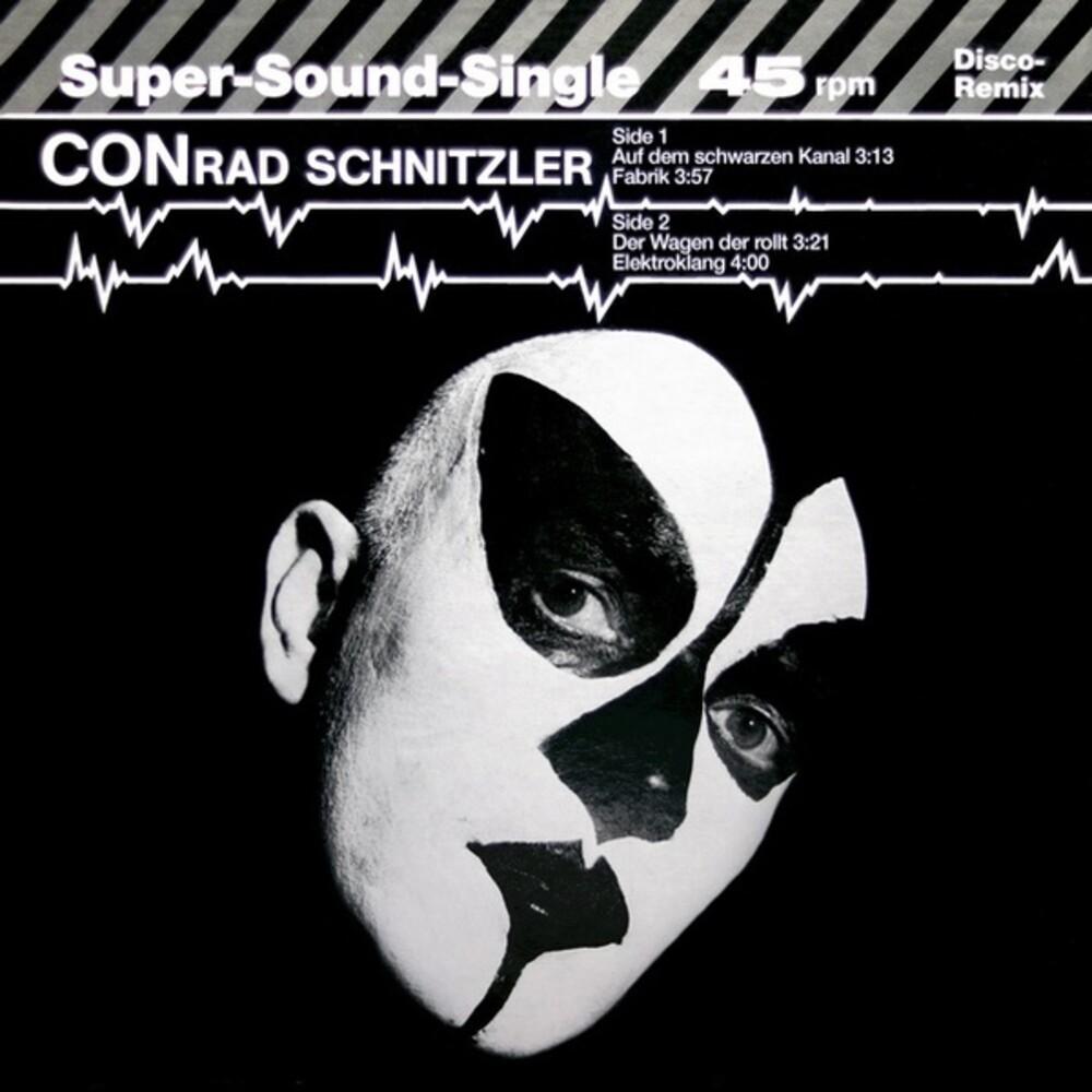 Conrad Schnitzler - Auf Dem Schwarzen Kanal