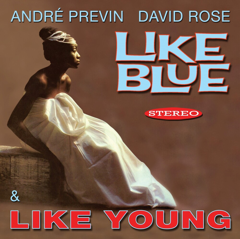 Andre Previn / Rose,David - Like Blue & Like Young