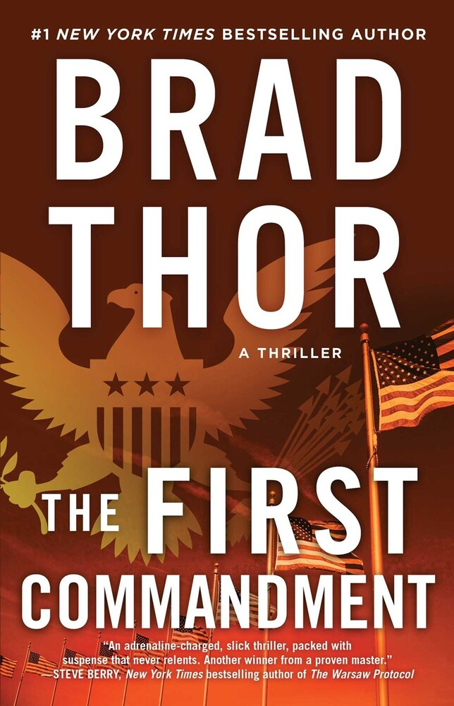 Thor, Brad - The First Commandment: A Thriller