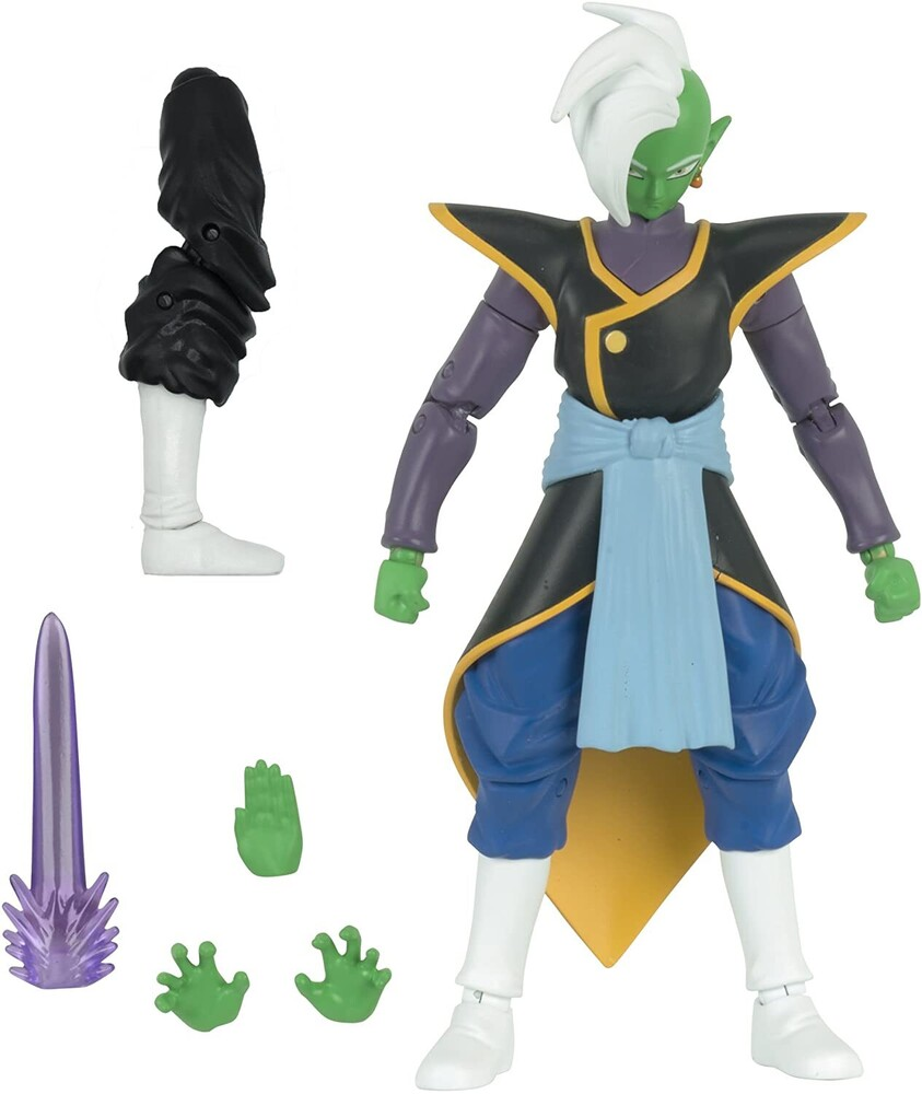 "Dragonball Super Dragon Stars - Bandai America - DragonBall Super Dragon Stars Zamasu 6.5"" Action Figure"