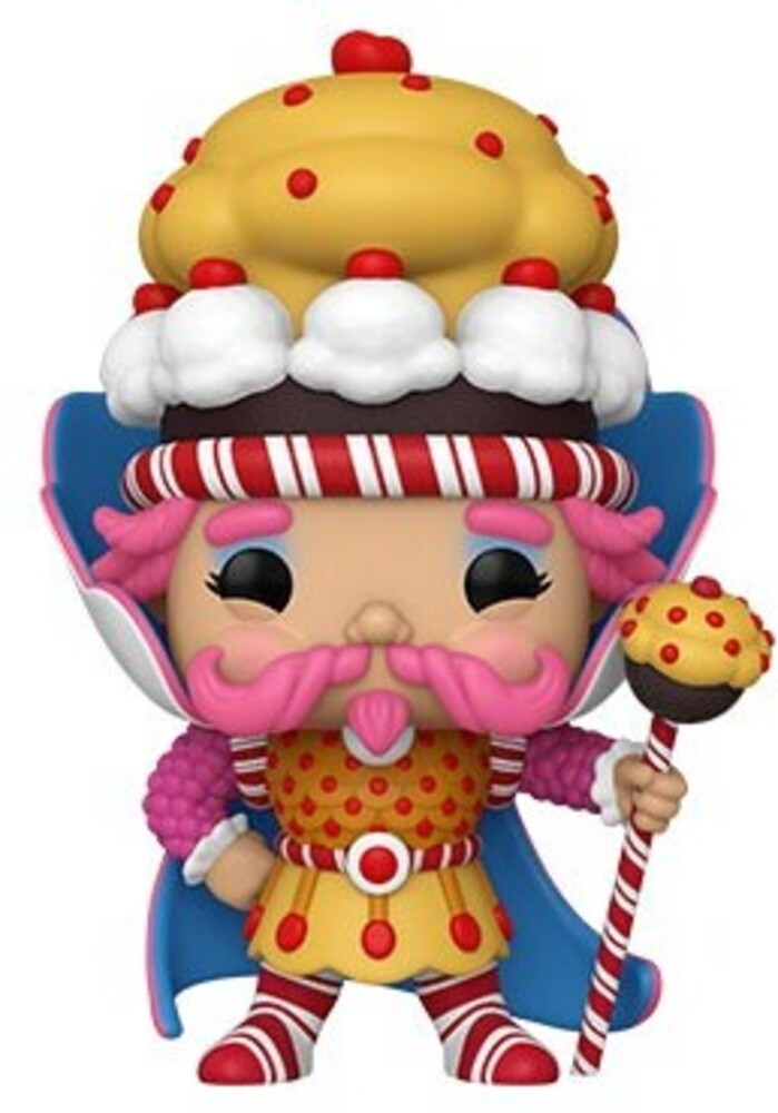 Funko Pop! Vinyl: - FUNKO POP! VINYL: Candyland- King Kandy
