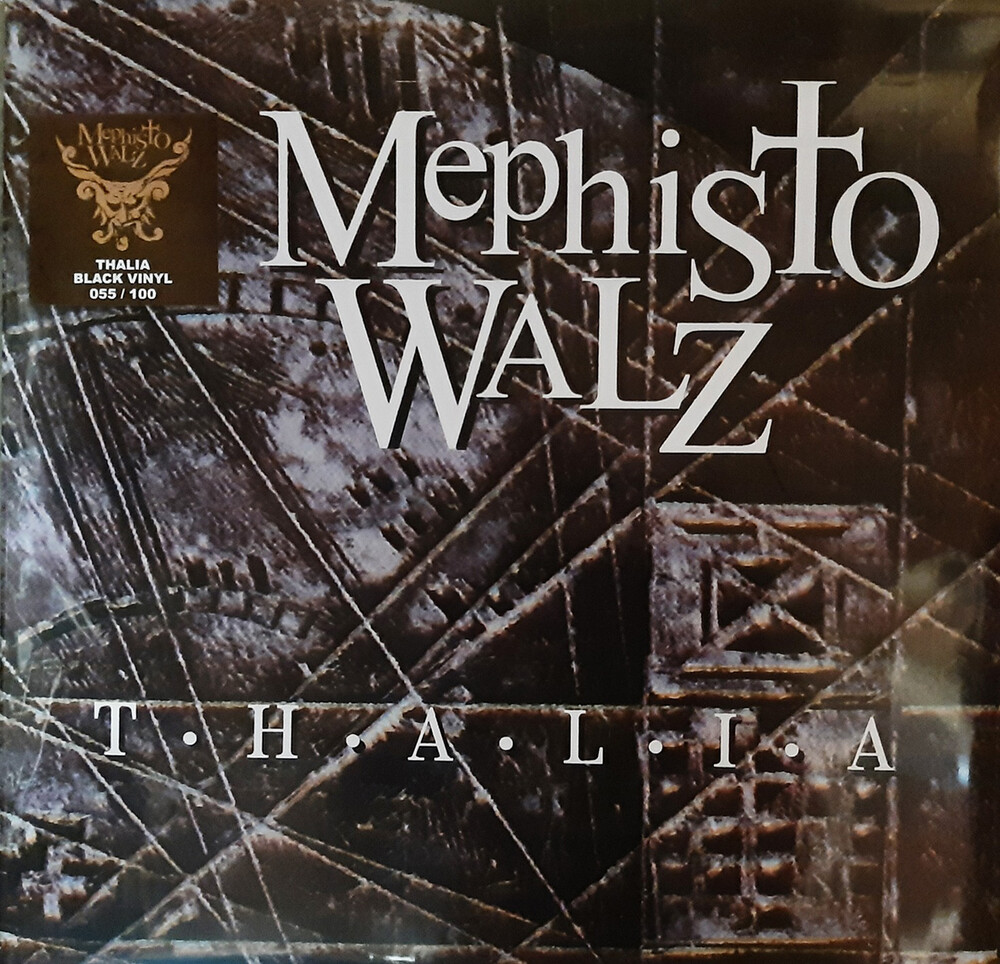 Mephisto Walz - Thalia (Blk) [Limited Edition]