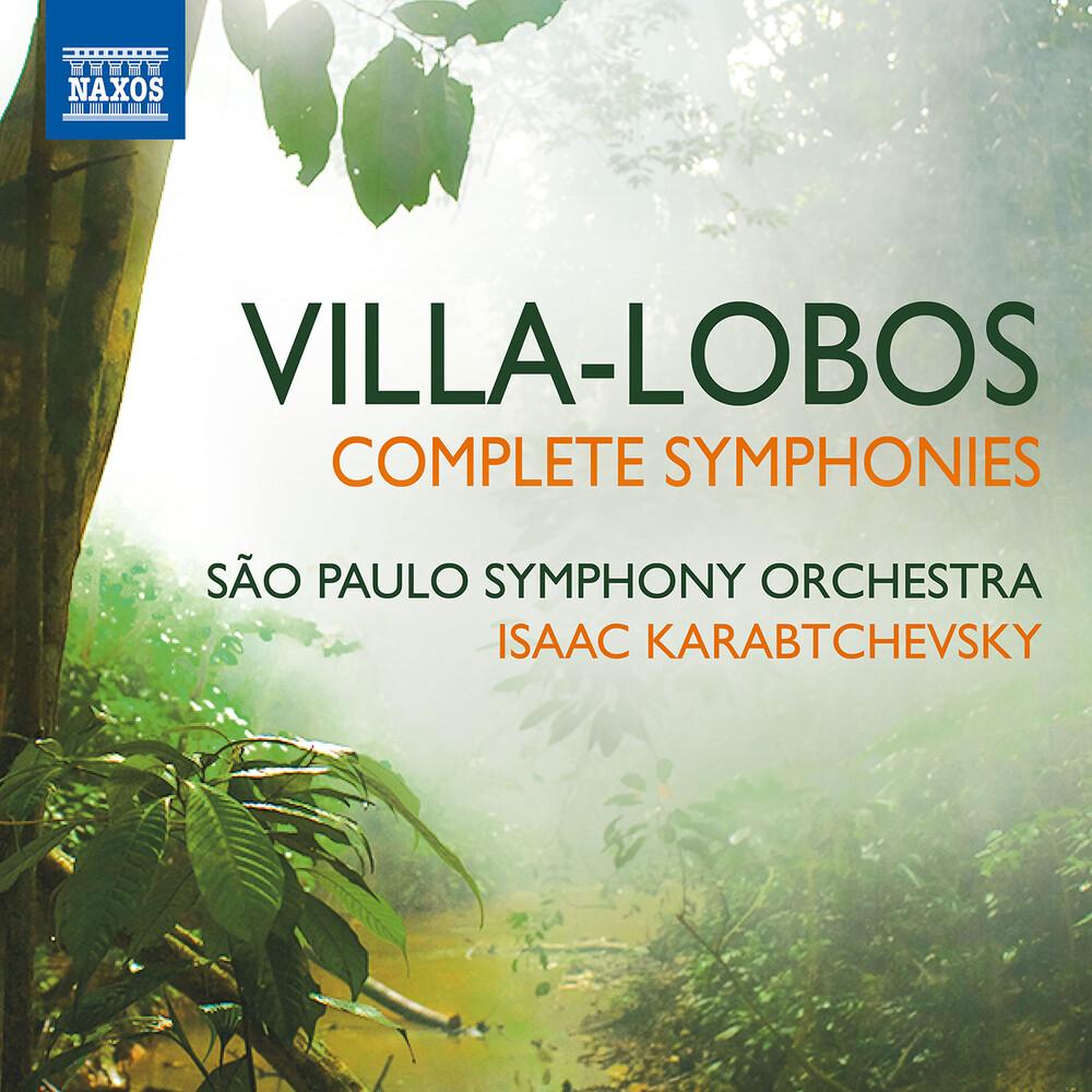 Villa-Lobos / Sao Paulo Symphony / Karabtchevsky - Complete Symphonies (Box)