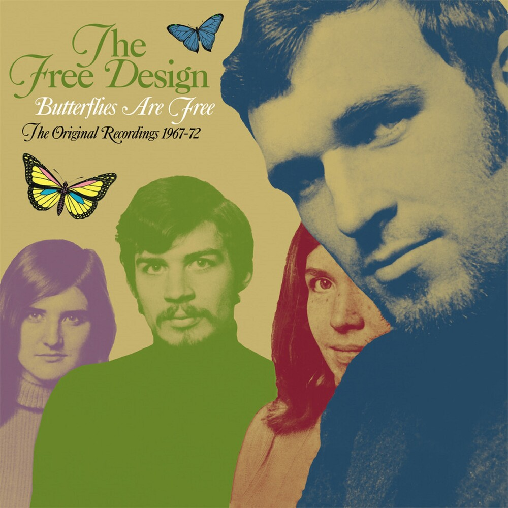 Free Design - Butterflies Are Free: Original Recordings 1967-72