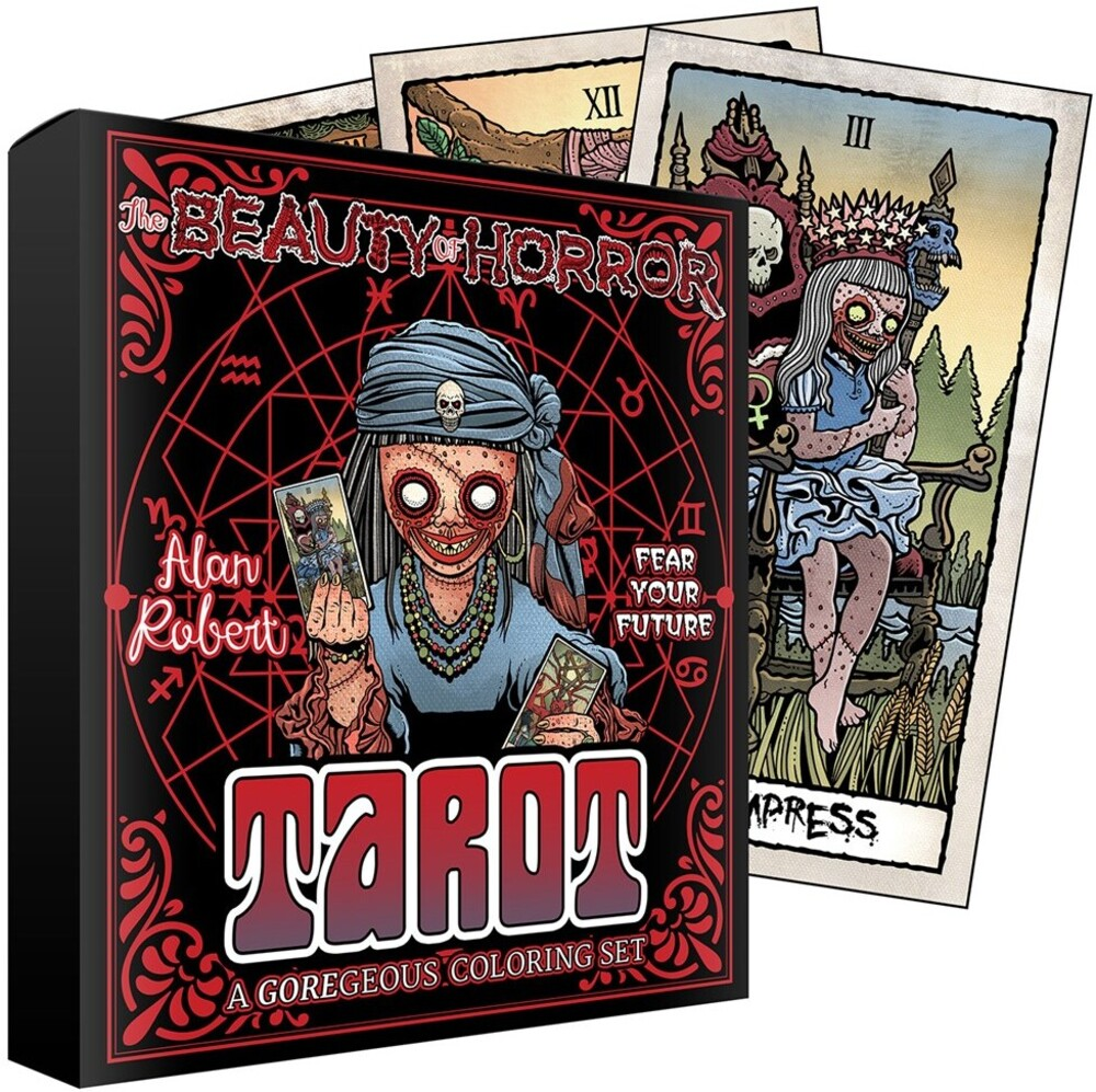 - The Beauty of Horror: Fear Your Future Tarot Deck