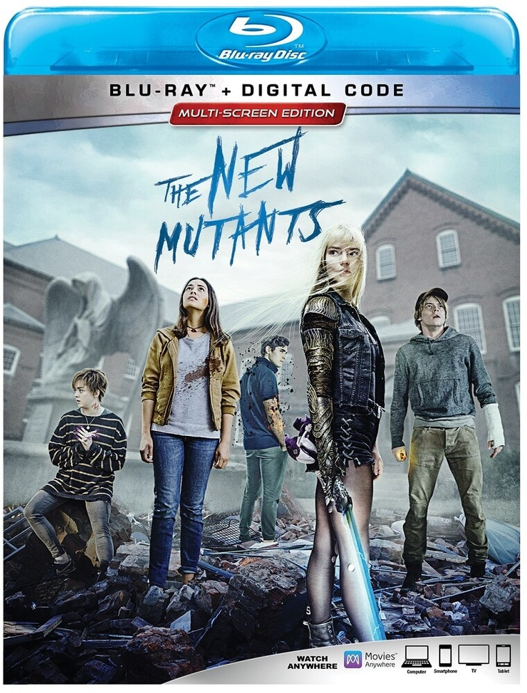 - The New Mutants