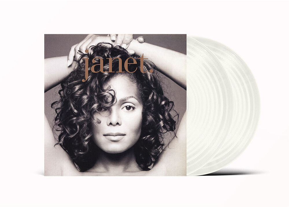 Janet Jackson - Janet [Clear Vinyl] [Limited Edition]