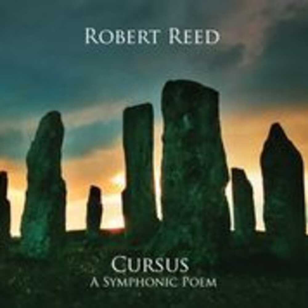 Robert Reed - Cursus 123 430 / Symphonic Poem (W/Dvd) (Bonus Cd)