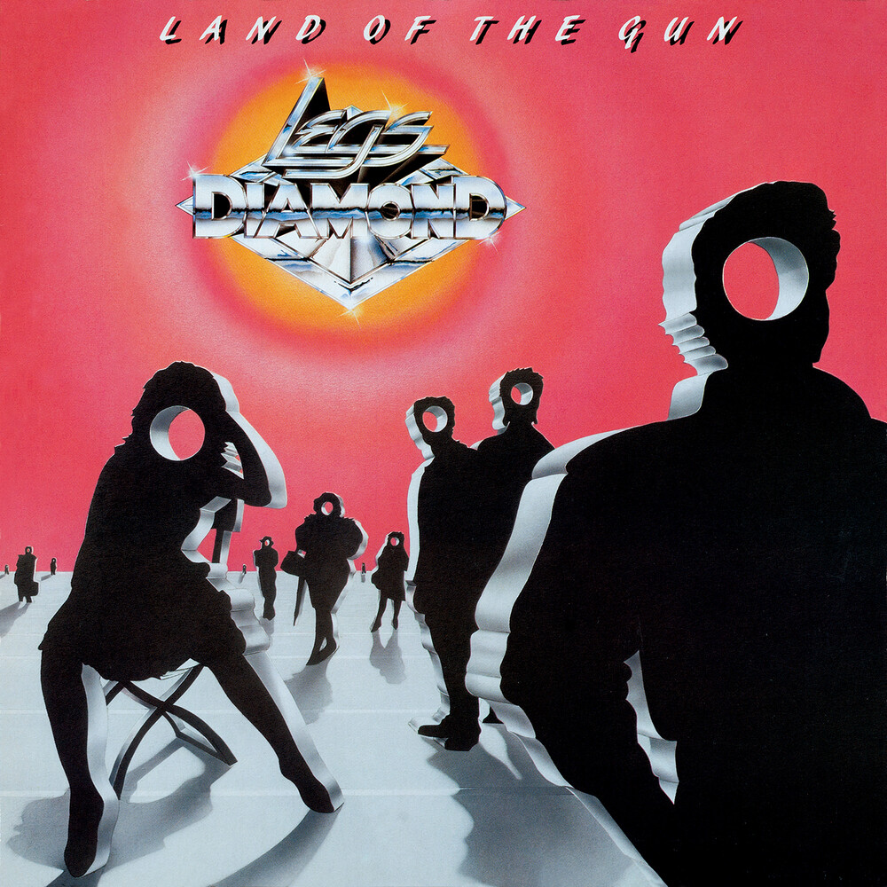 Legs Diamond - Land Of The Gun (Bonus Tracks) [Deluxe] [With Booklet] (Coll)