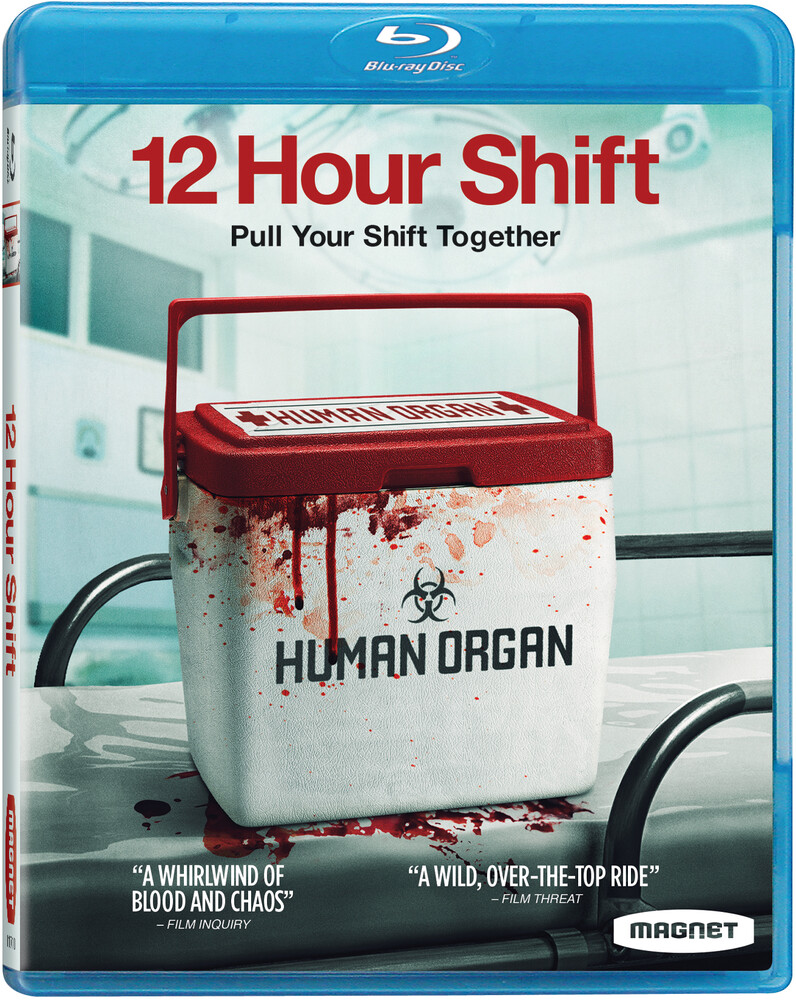 12 Hour Shift - 12 Hour Shift