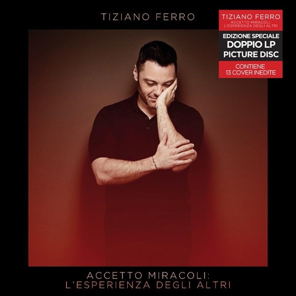 Tiziano Ferro - Accetto Miracoli: L'Esperienza Degli Altri (Picture Disc)