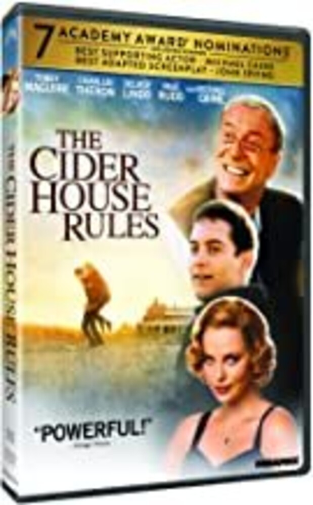 Cider House Rules - The Cider House Rules