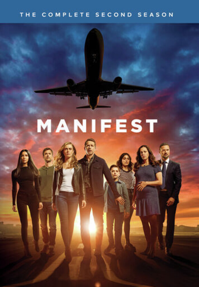Manifest: Complete Second Season - Manifest: The Complete Second Season