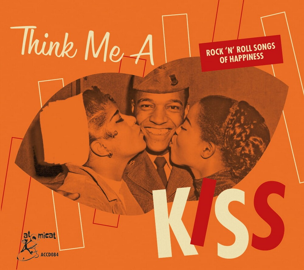 Think Me A Kiss: Rock 'n' Roll Songs Of / Various - Think Me A Kiss: Rock 'n' Roll Songs Of / Various