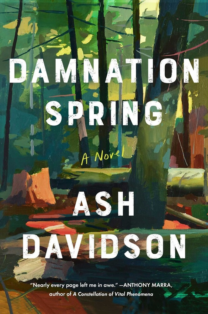Davidson, Ash - Damnation Spring: A Novel