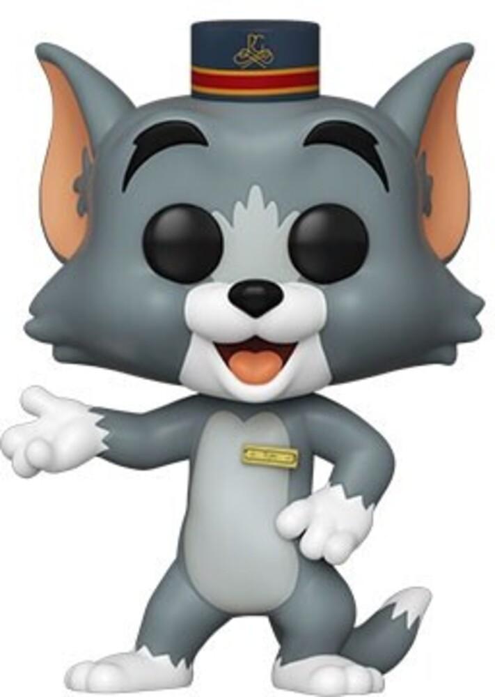 - FUNKO POP! MOVIES: Tom & Jerry - Tom