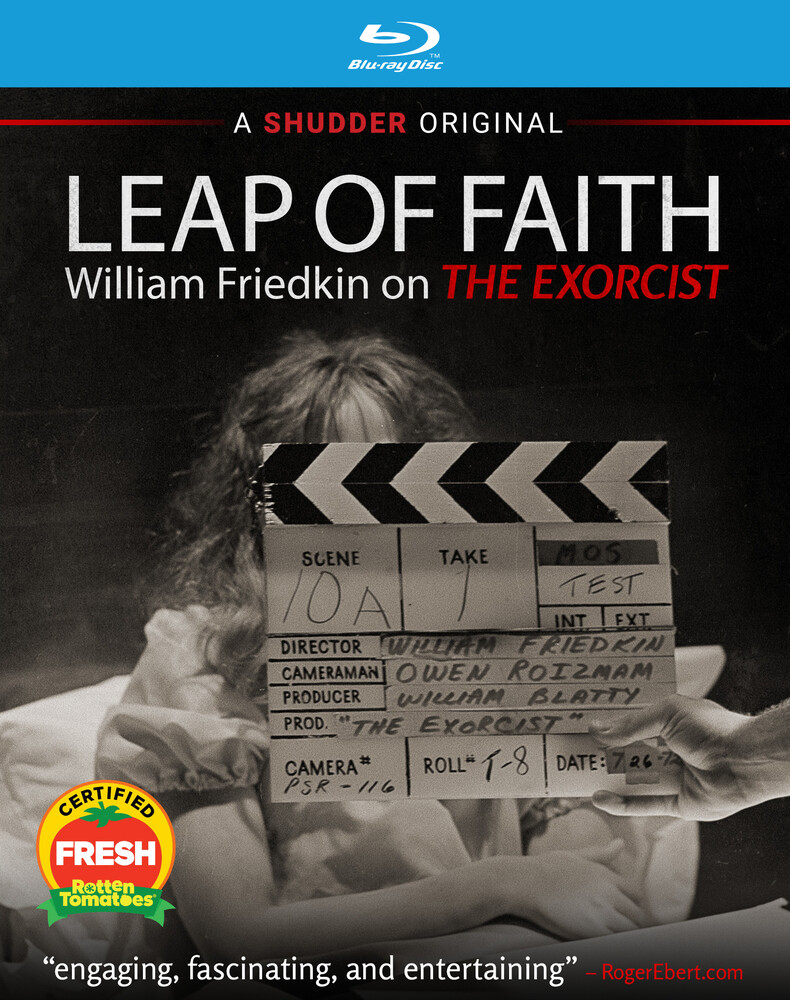 Leap of Faith - William Friedkin on the Exorcist - Leap Of Faith - William Friedkin On The Exorcist