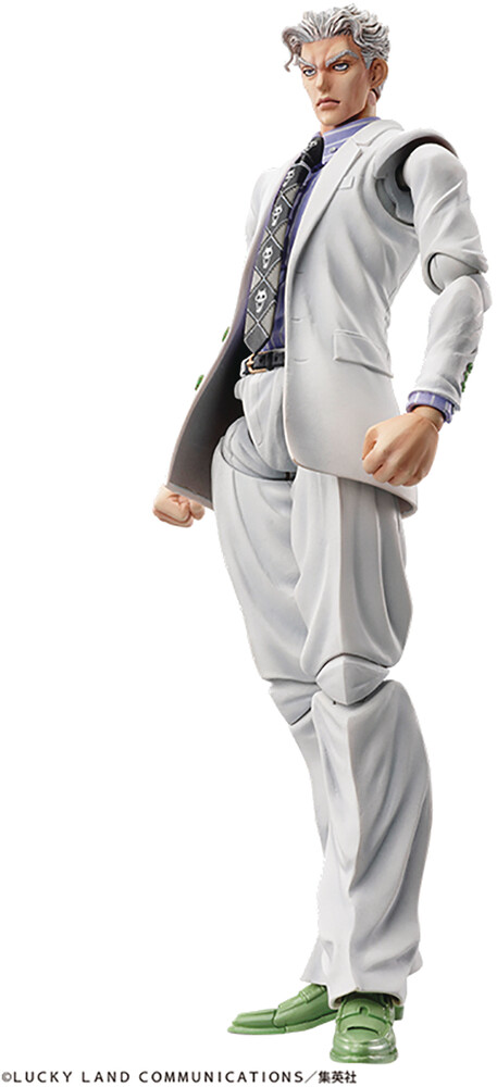 Good Smile Company - Good Smile Company - JoJo's Bizarre Adventures Pt 4 ChozokadoYoshikage Kira Action Figure