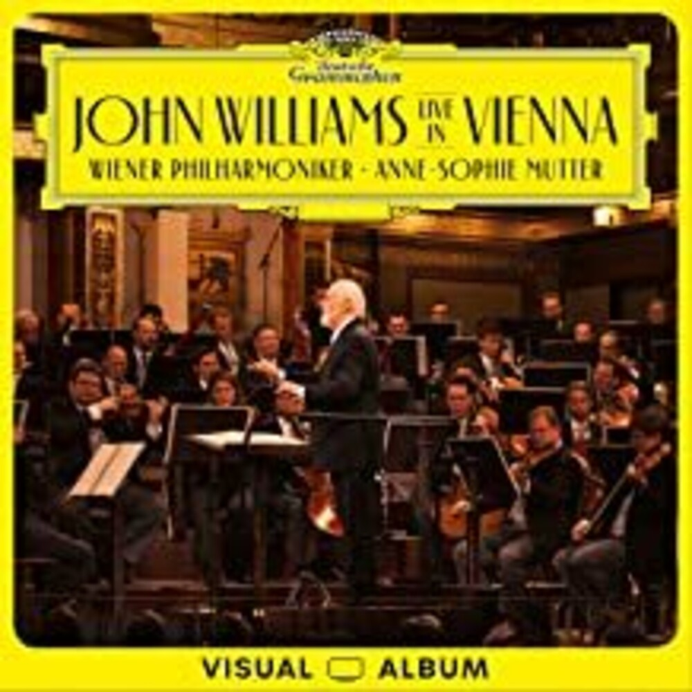 John Williams/Anne-Sophie Mutter/Wiener Philharmoniker - John Williams In Vienna (Live) [Blu-ray]