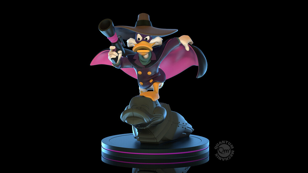 Darkwing Duck Q-Fig - Darkwing Duck Q-Fig