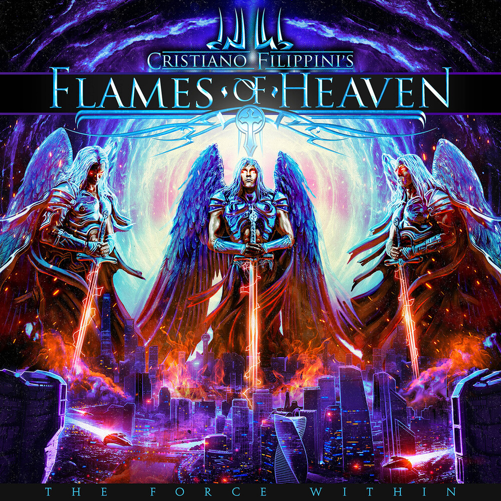 Christiano Fillipini's Flames Of Heaven - Force Within (Bonus Track)