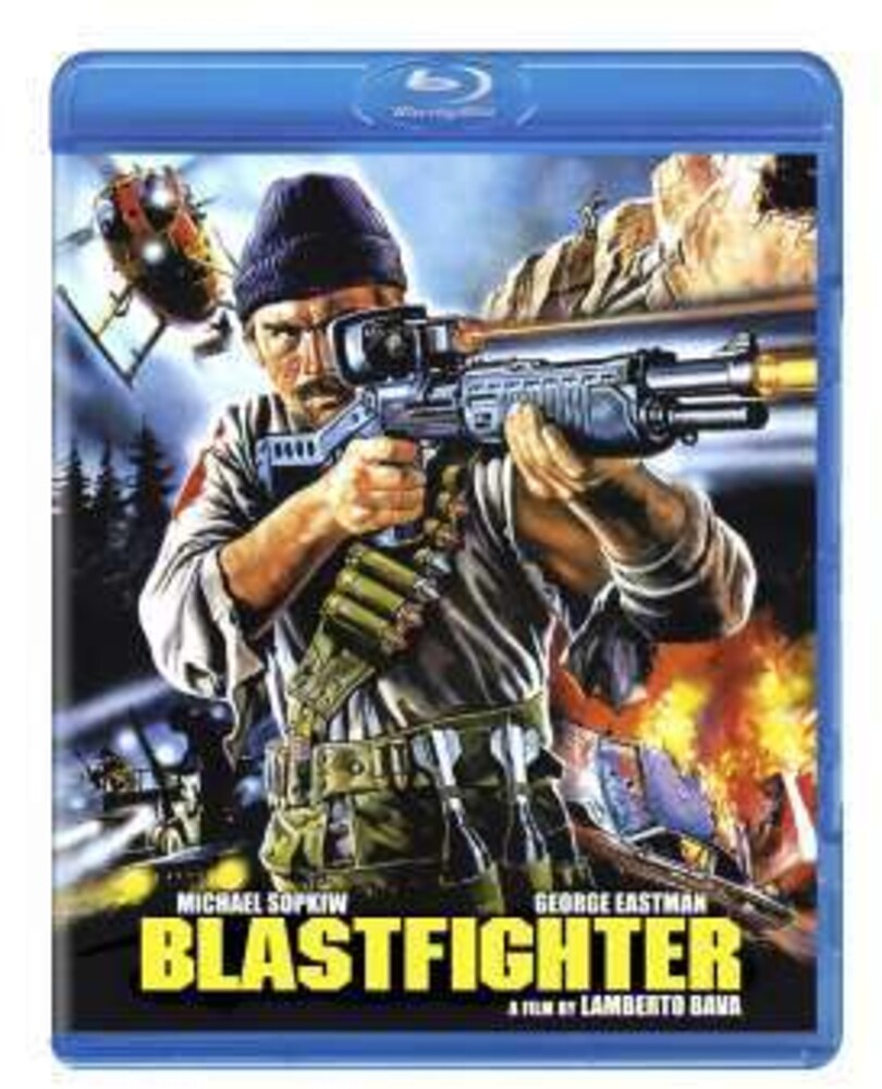Blastfighter (1984) - Blastfighter (1984) / (Spec)
