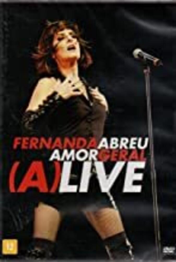 Abreu, Fernanda - Amor Geral (A)Live