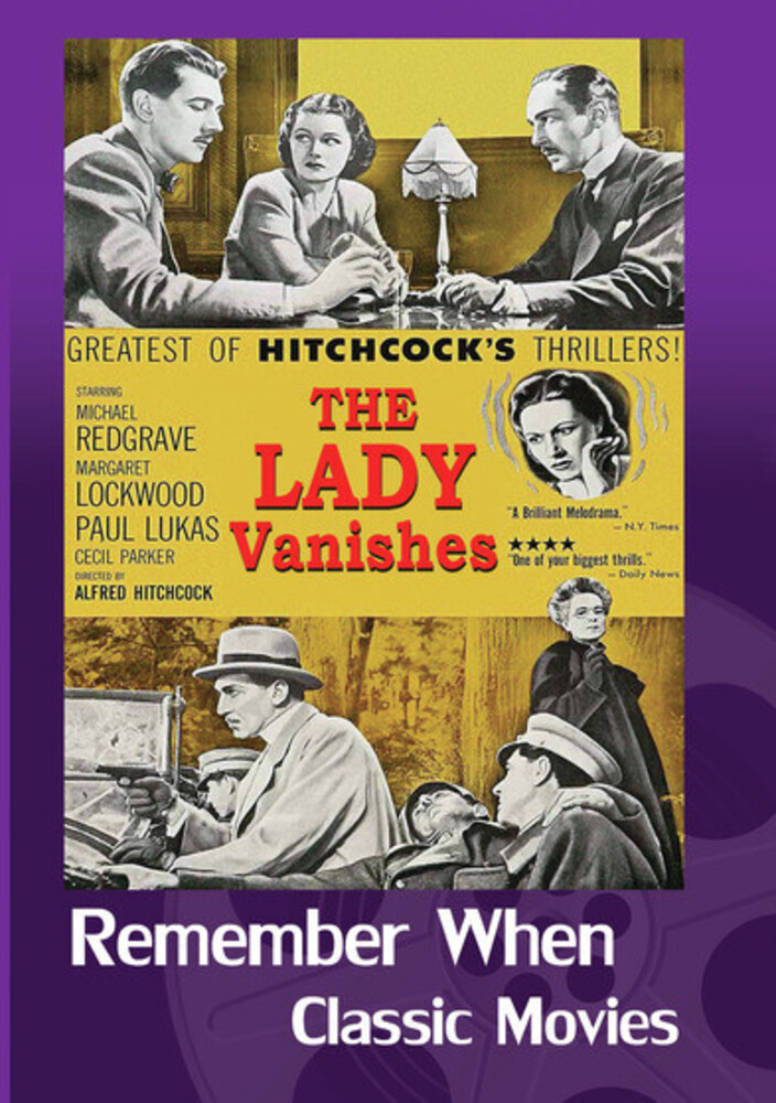Lady Vanishes - The Lady Vanishes