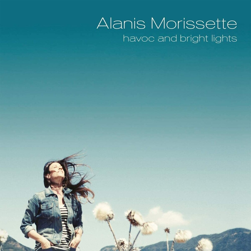 Alanis Morissette - Havoc & Bright Lights [180-Gram Black Vinyl]
