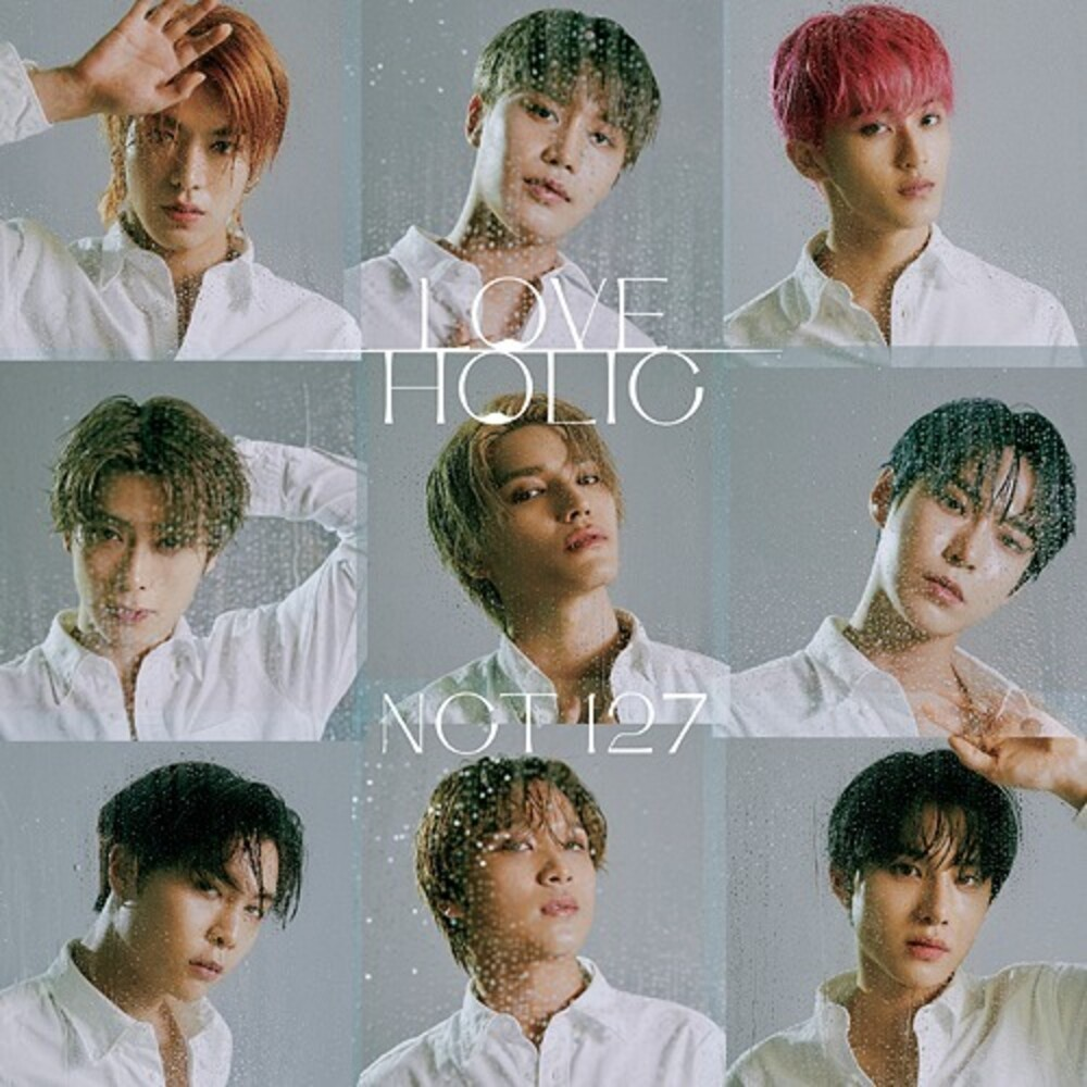 NCT 127 - Loveholic (Japanese Regular Edition)